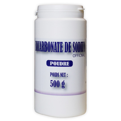 Bicarbonate de sodium officinal - poudre