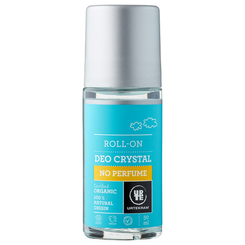 Deo Crystal roll-on sans parfum - bio