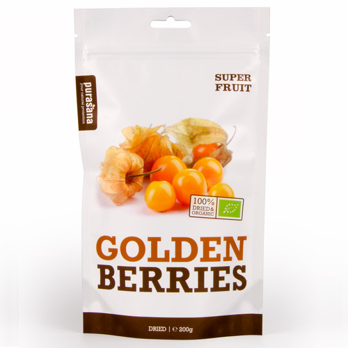 Golden berries - organic