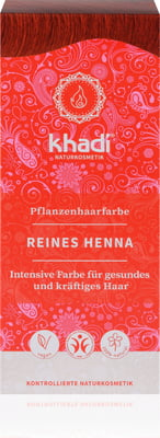 Herbal Hair Color Pure Henna (red)
