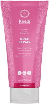 Shampoing Elixir Ayurvédique - Rose Repair