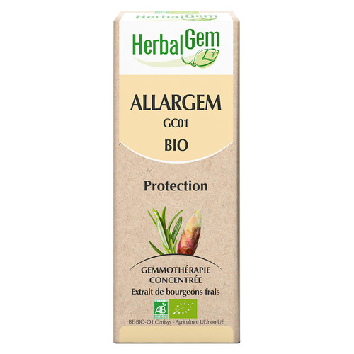 ALLARGEM - GC01 - organic