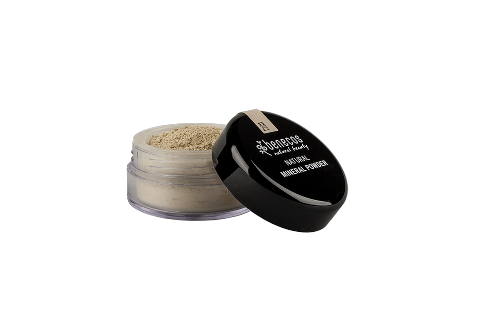Natural mineral powder - Light sand