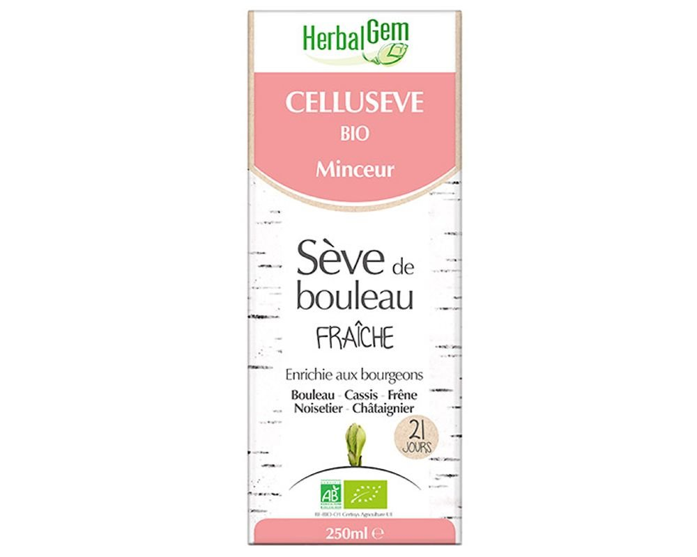 CELLUSEVE: for Slenderness - organic