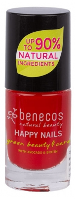 [BE004] Nail Polish vintage red