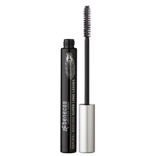 [BE009] Natural Mascara Super Long Lashes carbon black