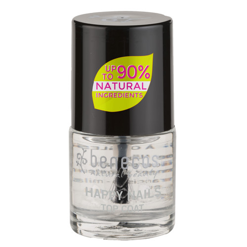 [BE010] Vernis à Ongles transparent (crystal)