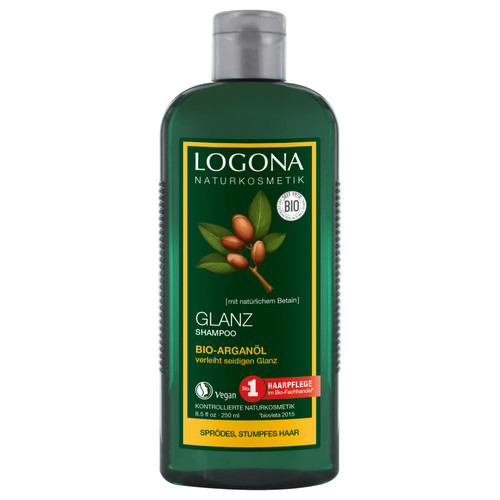 [LG020] Shine Shampoo with bio Arganoil