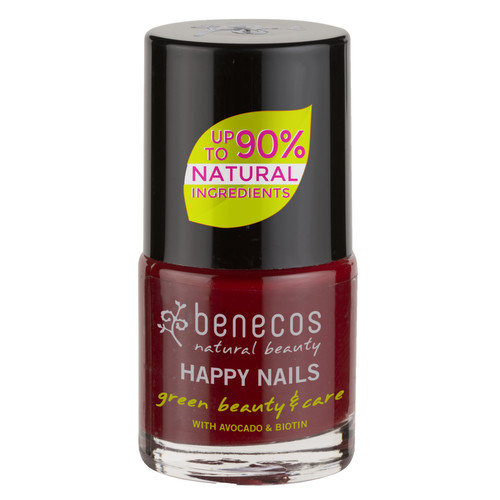 [BE020] Nail Polish cherry red