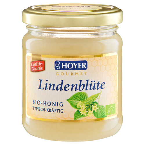 [HY004] Linden Blossom Honey (creamed) - organic