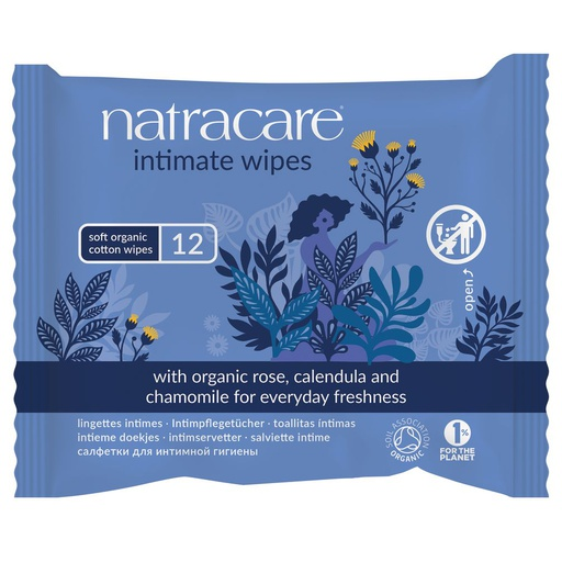 [NA018] Intimate wipes - organic