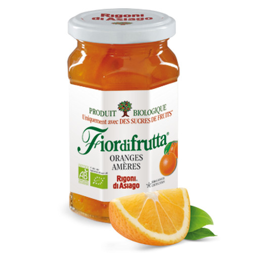 [RA001] Fiordifrutta Seville Orange Fruit spread - organic