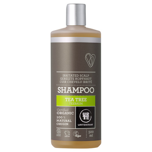 [UR010] Tea Tree Shampoo - bio