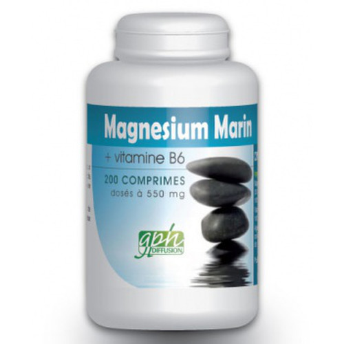 [GH007] Meeres Magnesium (550 mg)