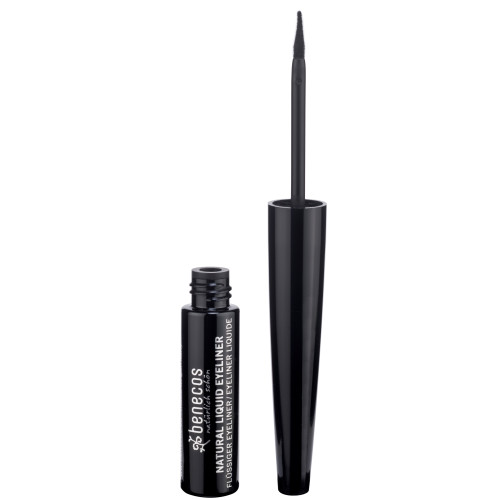 [BE041] Natural liquid eyeliner - black
