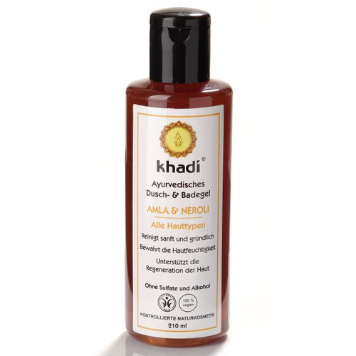 [KH023] Bath & Body Wash - Amla & Neroli