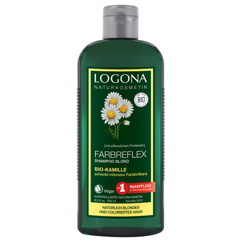 [LG145] Chamomile colour care shampoo for blonde hair