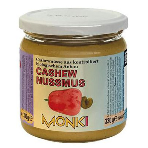 [MI001] Cashew nut butter, without salt - organic