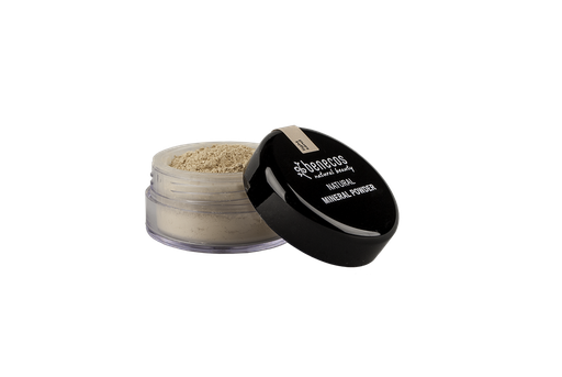 [BE050] Natural mineral powder - Light sand