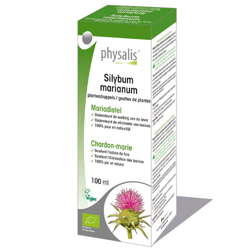 [PH005] Silybum marianum tincture - Milk thistle - organic