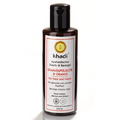 [KH031] Bath & Shower Gel  - Pomegranate blossom & Orange