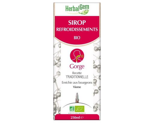[HE022] Syrup for Colds and Chills - organic