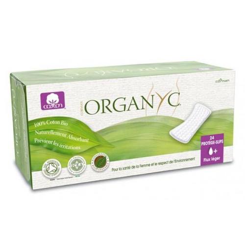 [OR002] Panty Liners light flow - organic