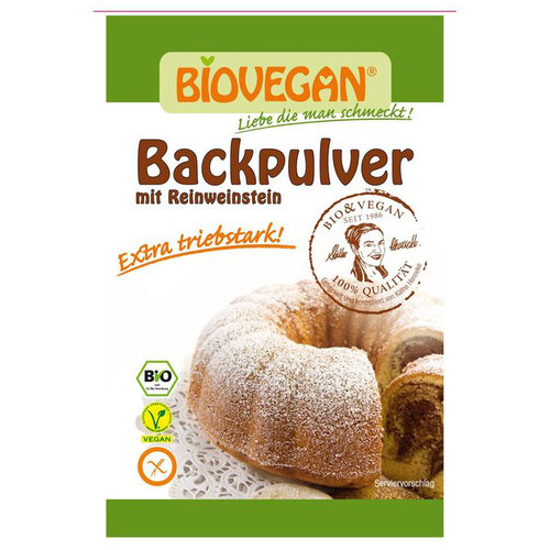 [BN004] Baking powder - organic