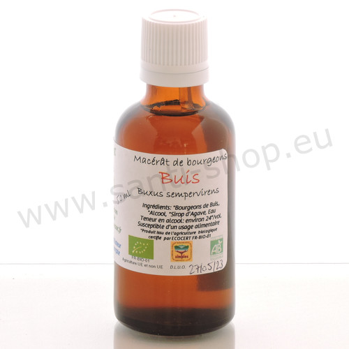 [FD005] Box tree bud extract - organic
