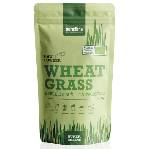 [PU011] Wheat grass powder - organic