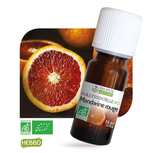 [PN006] Mandarin (red) essential oil - organic
