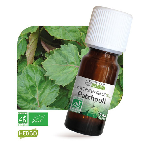 [PN007] Patchouli essential oil - organic