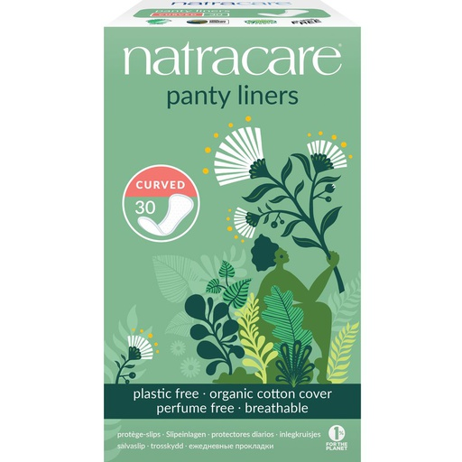 [NA008] Panty Liners - Curved