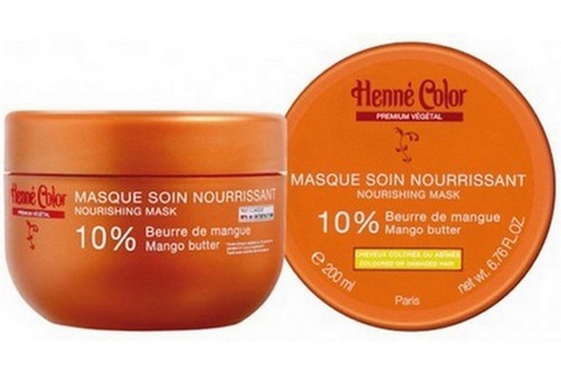 [NJ029] Henné Color Premium Masque nourrissant