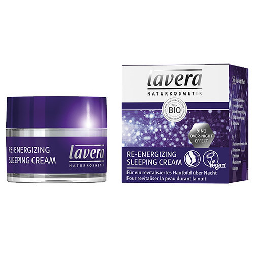 [LV002] Re-energising sleeping cream