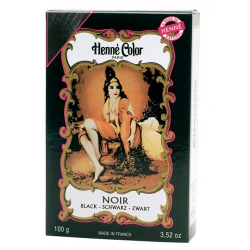 [NJ005] Henna powder Black (Henne Color)