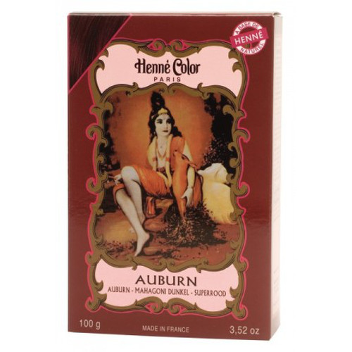 [NJ008] Henna powder Auburn (Henne Color)
