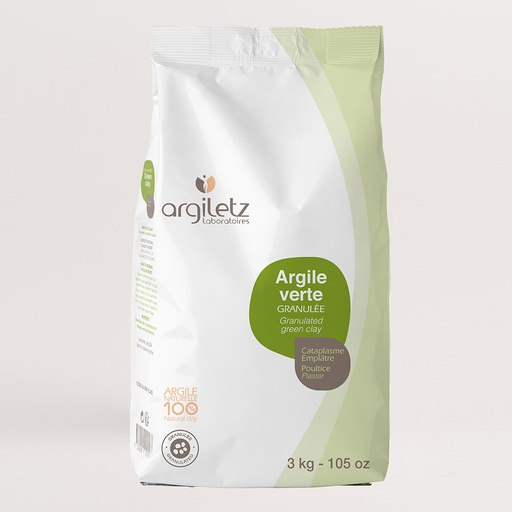 [AZ006] Green Clay granulated